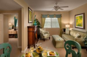 Alta Vista Senior Living Room-Bedroom